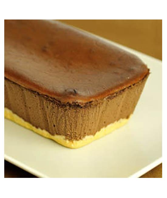薰緻‧巧克力醬重乳酪蛋糕
