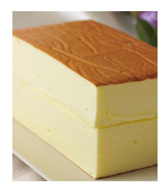 薰緻‧日式原味輕乳酪蛋糕